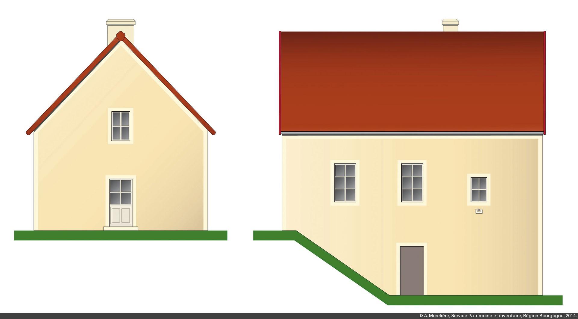 canaux de bourgogne maisons. Black Bedroom Furniture Sets. Home Design Ideas